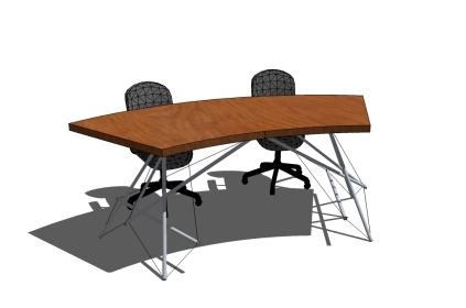 Arc Table KSL 2