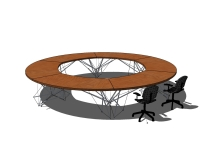 Arc Table KSL Circle Configuration
