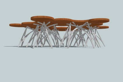Delta Table Configuration w:o chairs 2